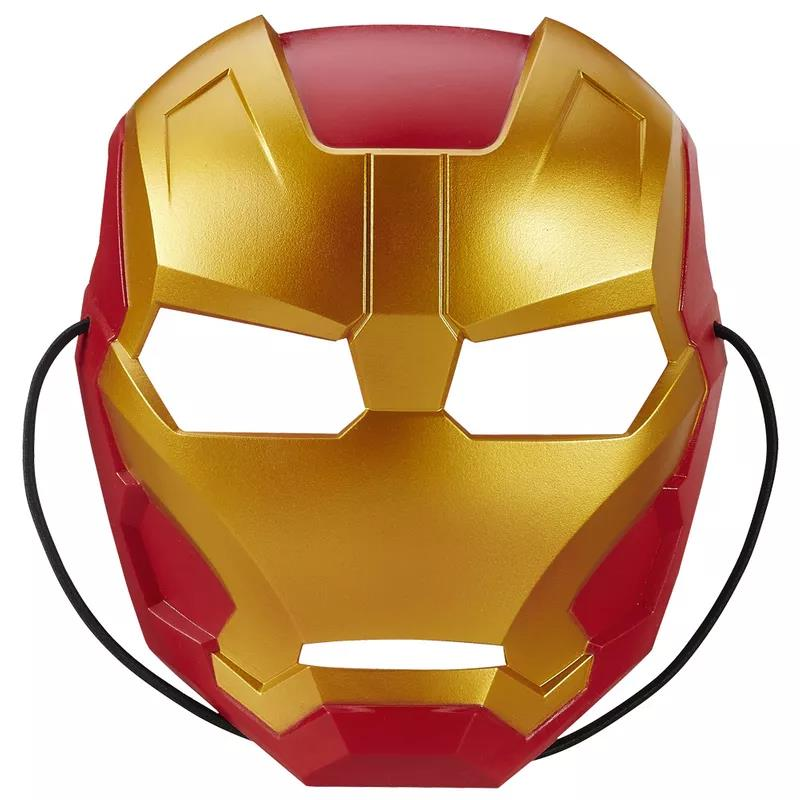 Máscara Marvel Clássica – Disney – Vingadores – Homem de Ferro – Hasbro – B0440