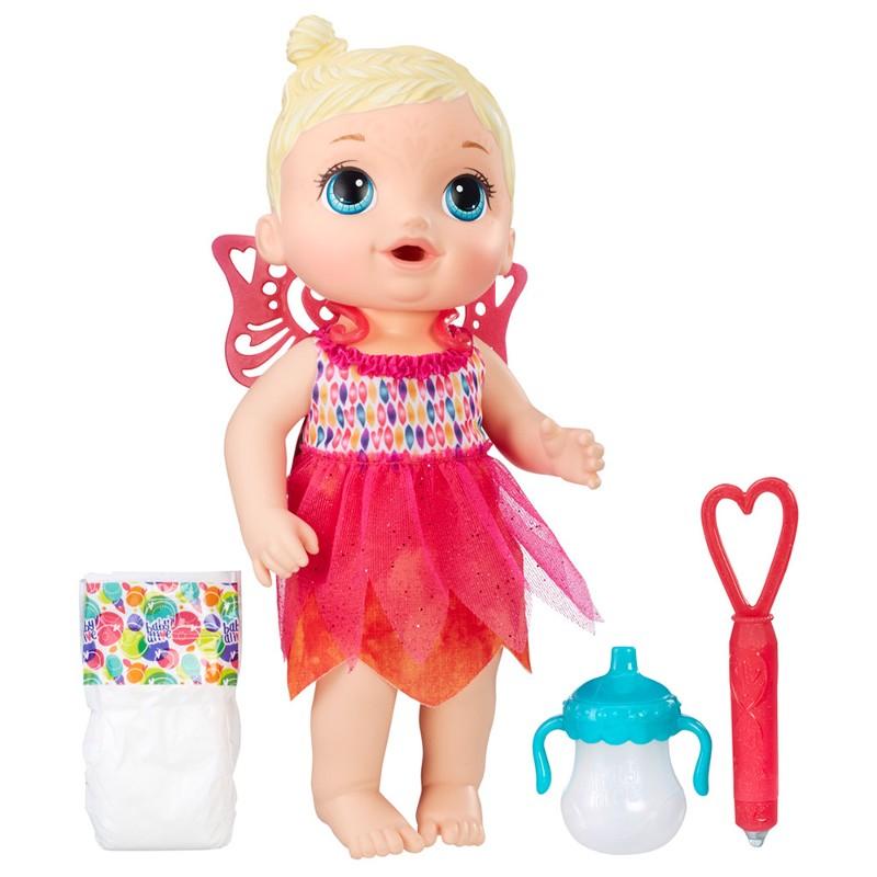 Boneca Baby Alive – Hora de Festa – Loira – Hasbro – B9723
