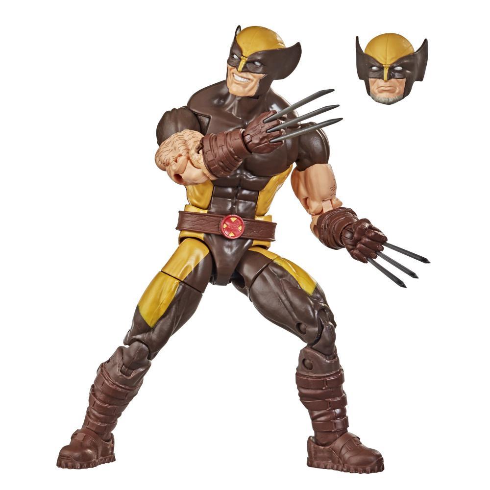 Marvel Legends BAF Tri-Sentinel – Wolverine – Hasbro F0335